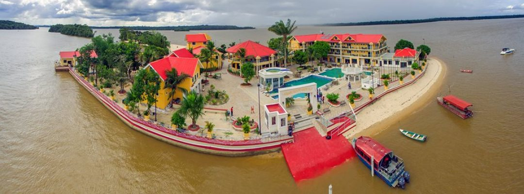 Aruwai Resort- A new paradise in Guyana