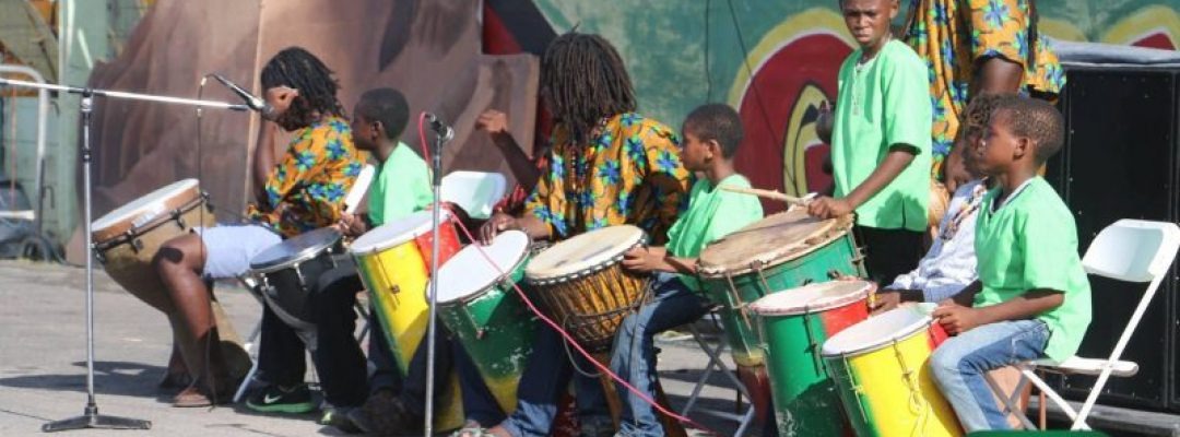 Emancipation celebrations in Guyana