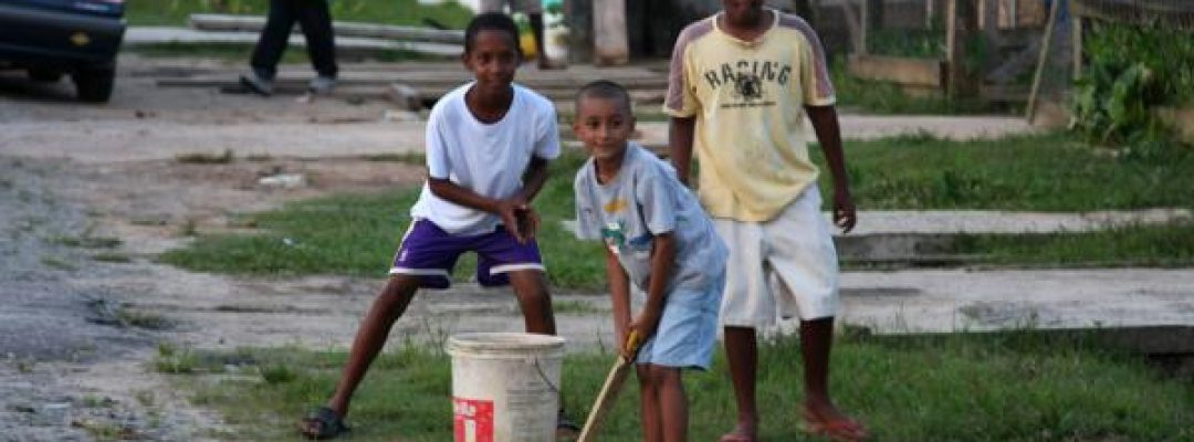 12 Childhood Games All Guyanese Kids Use To Play