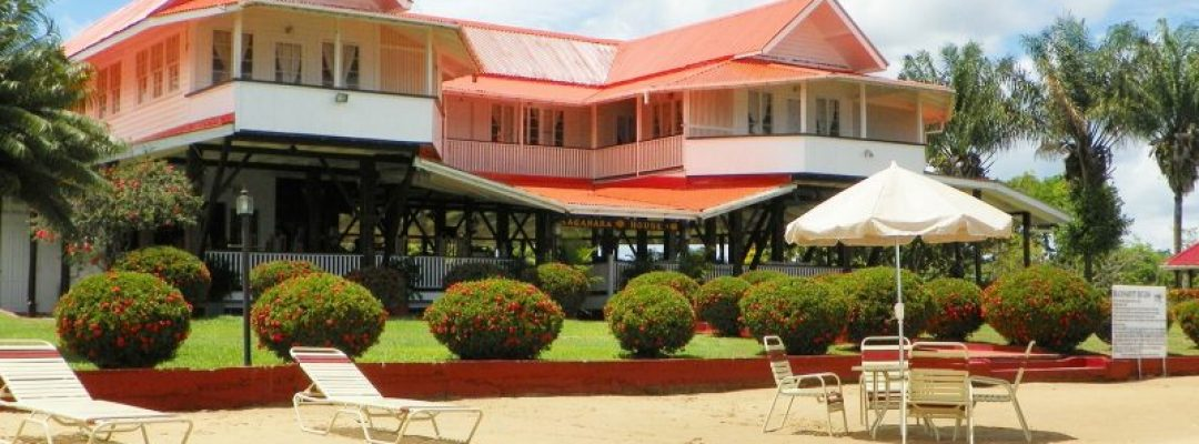 Baganara Island Resort: Guyana's True Gem
